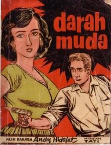Novel DARAH MUDA Karya Adinegoro
