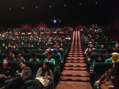 XXI Short Film Festival 2014. Photo taken by Nauval Yazid.