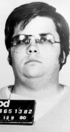 (FILES) Police handout picture dated December 9, 1980 shows Ex-