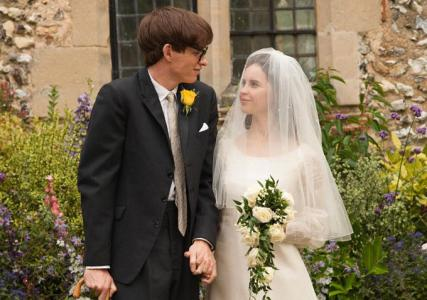The Theory of Everything. (Courtesy of Indiewire)